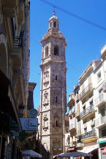 Церковь Святой Каталины - достопримечательности Валенсии