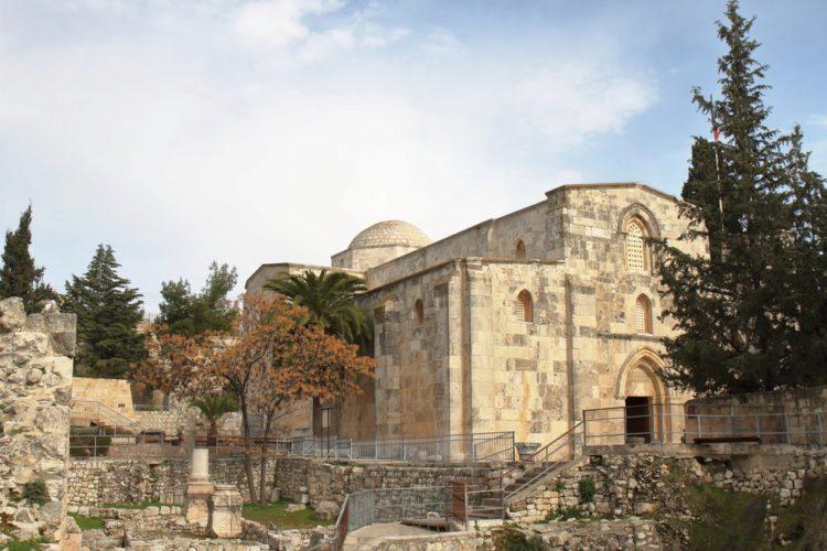 Базилика Святой Анны - достопримечательности Иерусалима