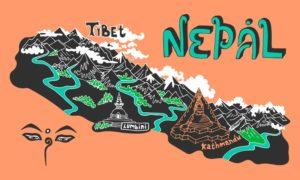Достопримечательности Непала: Топ-21 (МНОГО ФОТО)