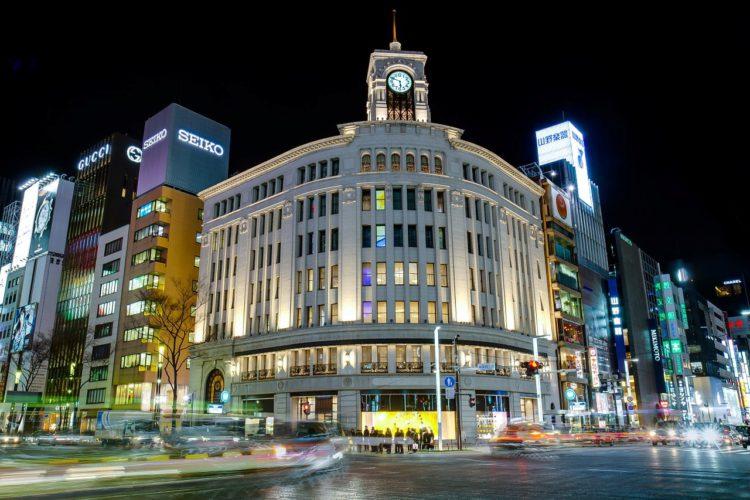 Лучшие отели Токио 4 звезды