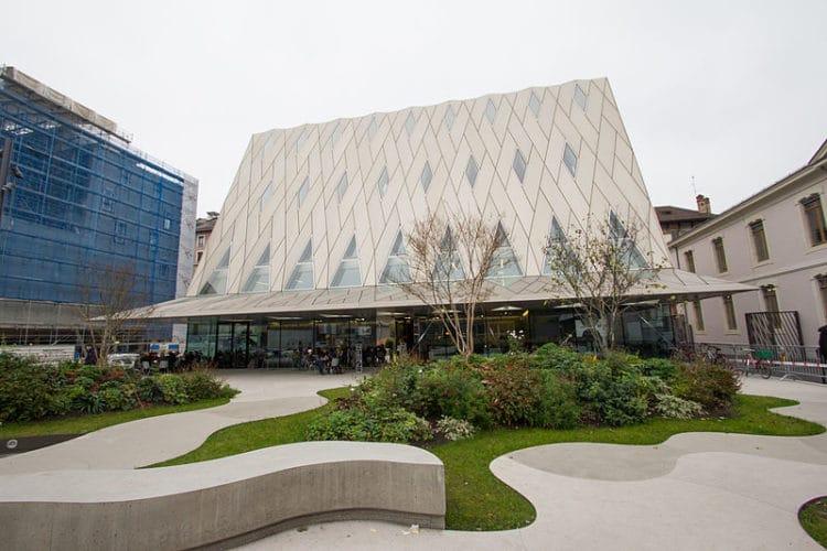 Этнографический музей - достопримечательности Женевы