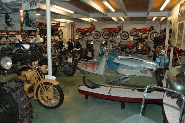 Национальный музей мотоциклов - достопримечательности Римини