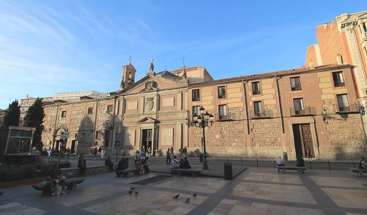 Монастырь Дескальсас-Реалес - достопримечательности Мадрида