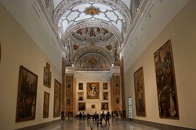 Музей изящных искусств Севильи - достопримечательности Севильи