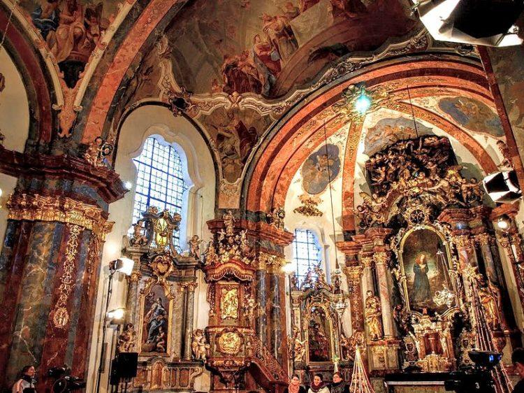 Пражская Лорета - достопримечательности Праги