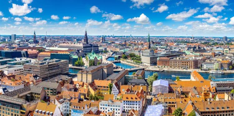 Самые красивые города Европы - Копенгаген. Дания