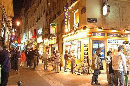 Латинский квартал - достопримечательности Парижа