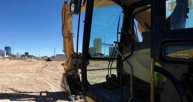 Парк развлечений «Dig This» - достопримечательности Лас-Вегаса