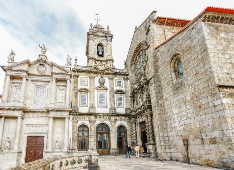 Церковь Святого Франциска - достопримечательности Порту
