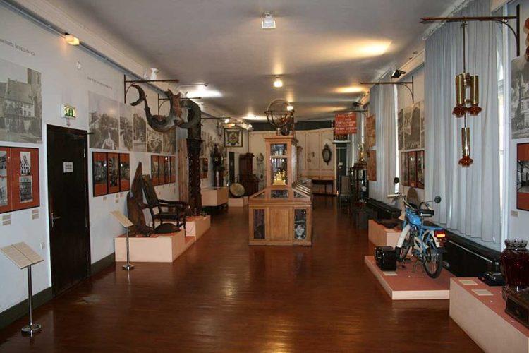 Музей истории Риги и мореходства - достопримечательности Риги