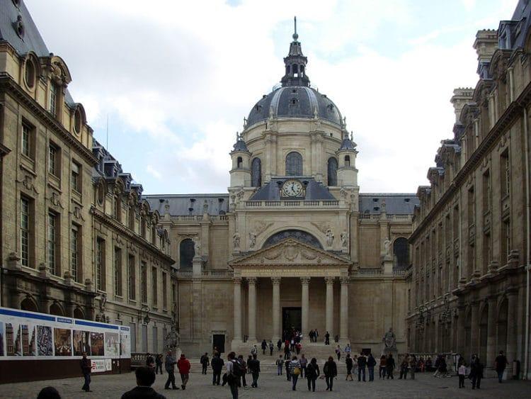 Университет Сорбонна - достопримечательности Парижа