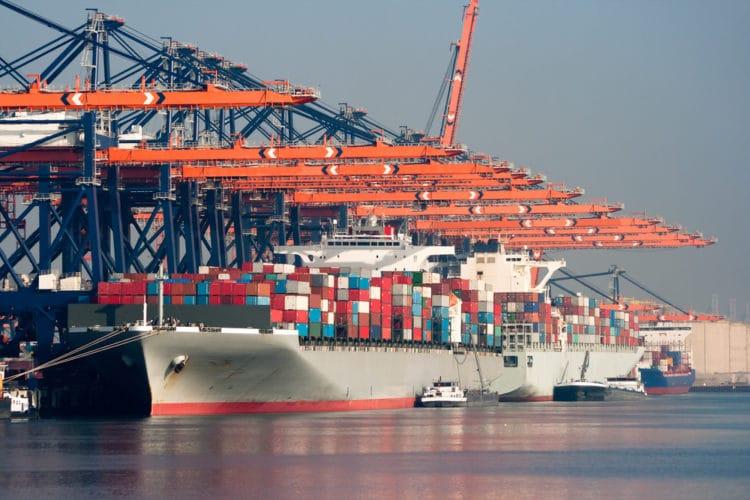 Порт Роттердама - достопримечательности Роттердама