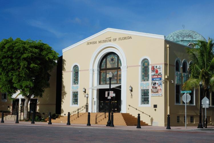 Еврейский музей Флориды - достопримеч