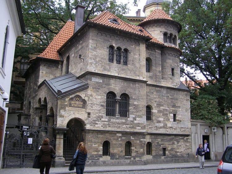 Еврейский квартал (Йозефов) - достопримечательности Праги