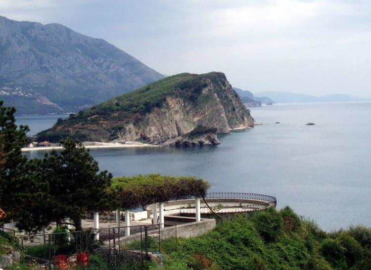 Остров Святого Николая - достопримечательности Будвы