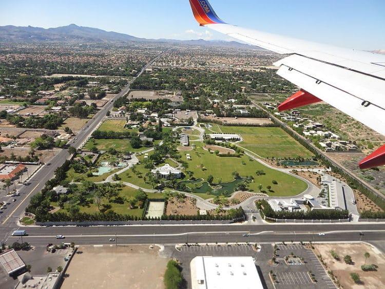 Ранчо «Casa de Shenandoah» - достопримечательности Лас-Вегаса