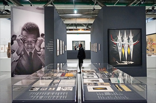 Центр Жоржа Помпиду - достопримечательности Парижа