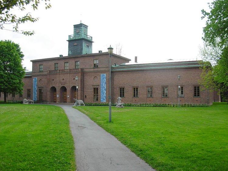 Музей Вигеланда - достопримечательности Осло