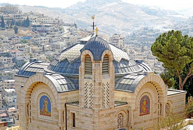 Церковь Святого Петра в Галликанту - достопримечательности Иерусалима