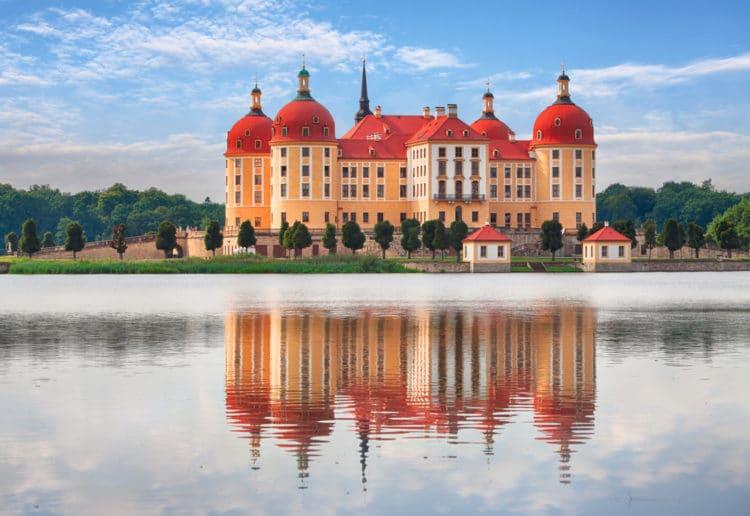 Замок Морицбург - Что посмотреть в Дрездене