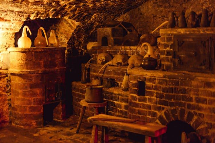 Магический музей « Speculum Alchemiae» - достопримечательности Праги