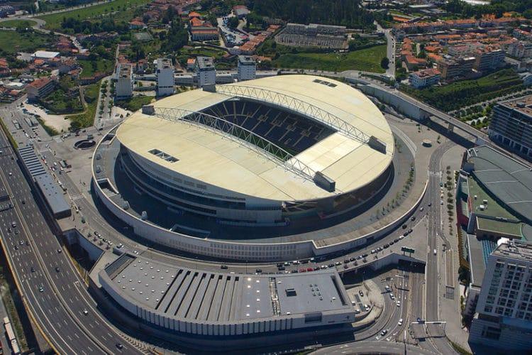 Стадион «Драгао» - достопримечательности Порту