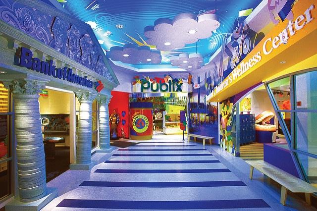 Детский музей Майами - достопримечательности Майами