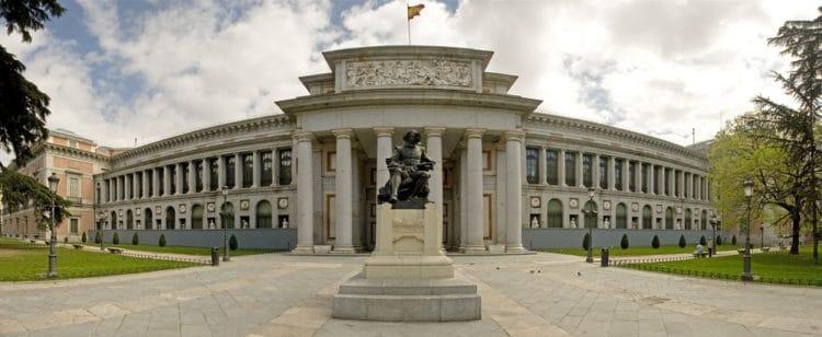 Музей Прадо - достопримечательности Мадрида