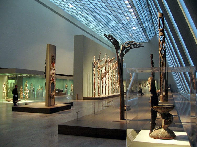 Метрополитен-музей - достопримечательности Нью-Йорка