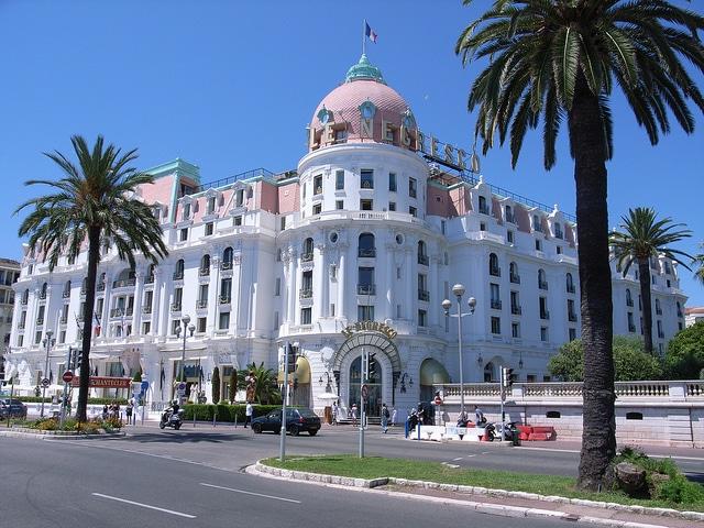 Отель «Негреско» - достопримечательности Ниццы