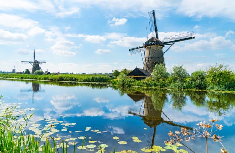 Киндердейк - Что посмотреть в Роттердаме