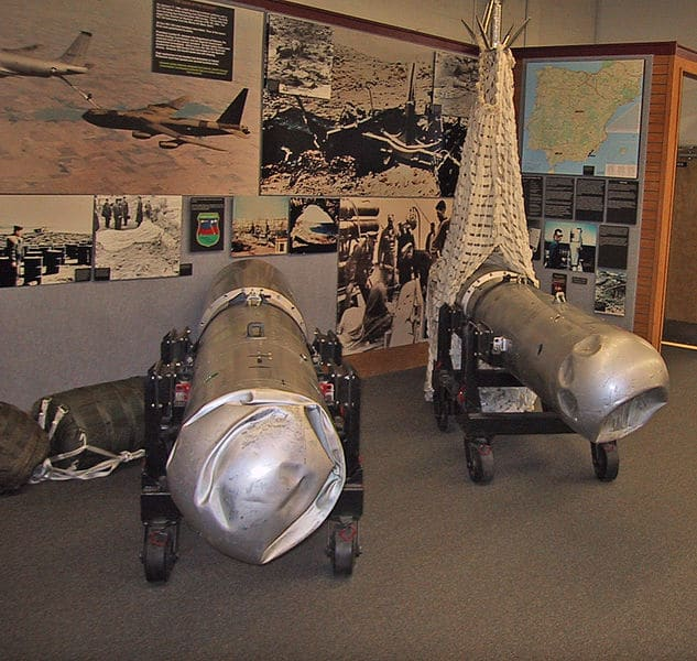 Национальный музей атомных испытаний - достопримечательности Лас-Вегаса