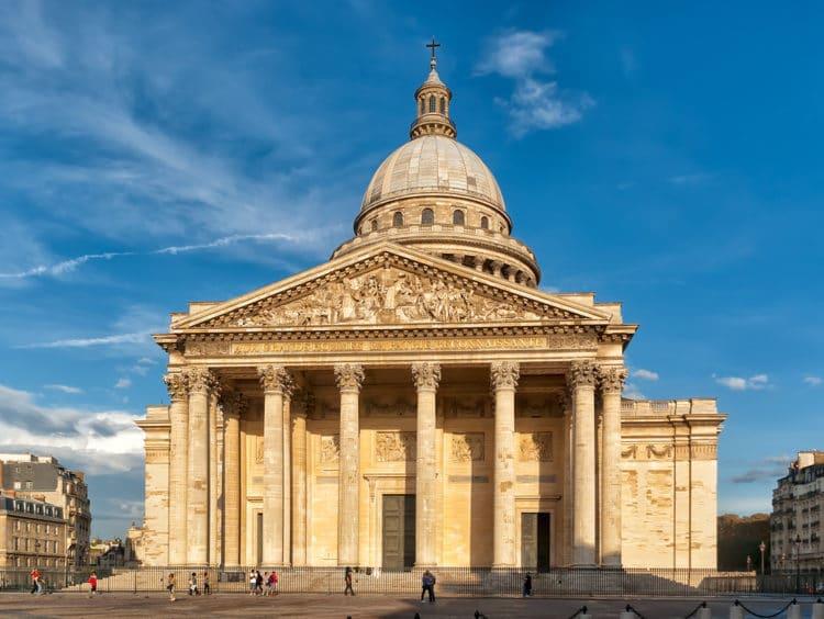 Пантеон - достопримечательности Парижа