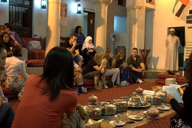 Центр культурного сотрудничества шейха Мохаммеда - достопримечательности Дубая