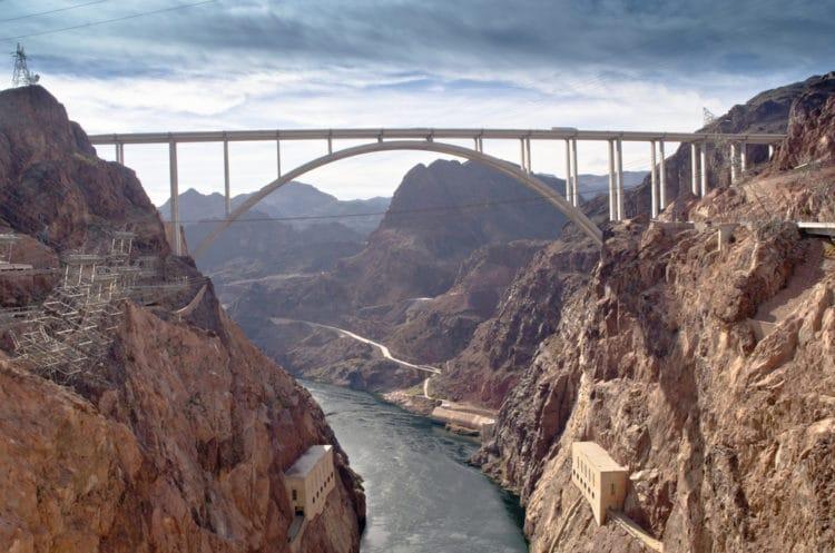 Плотина Гувера - достопримечательности Лас-Вегаса