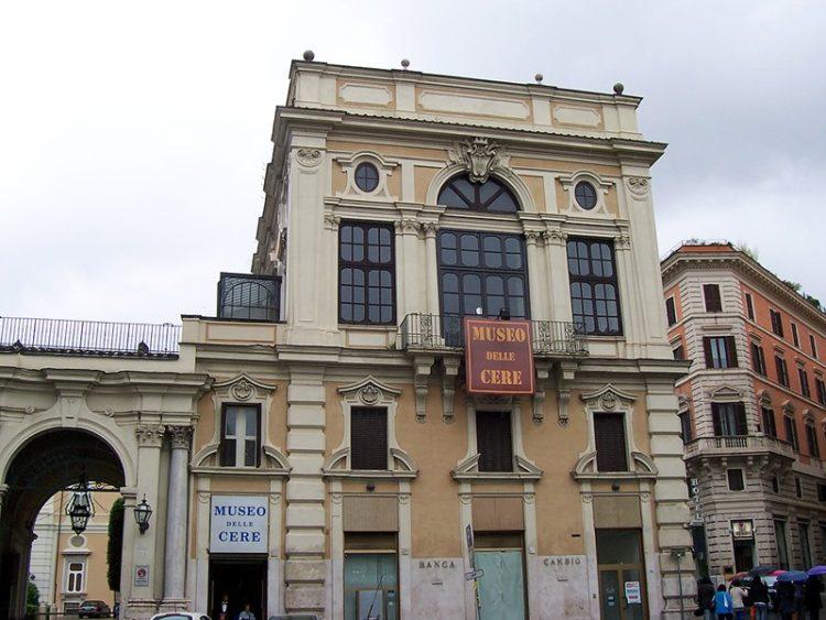 Музей восковых фигур - достопримечательности Рима