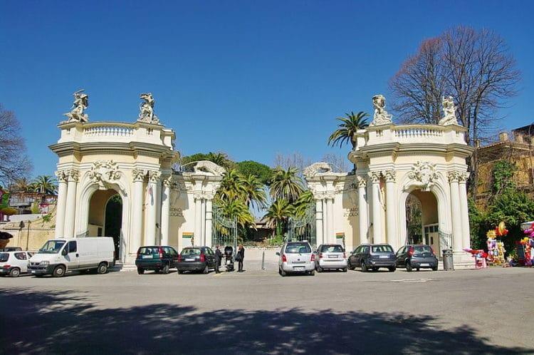 Зоопарк Bioparсo - достопримечательности Рима