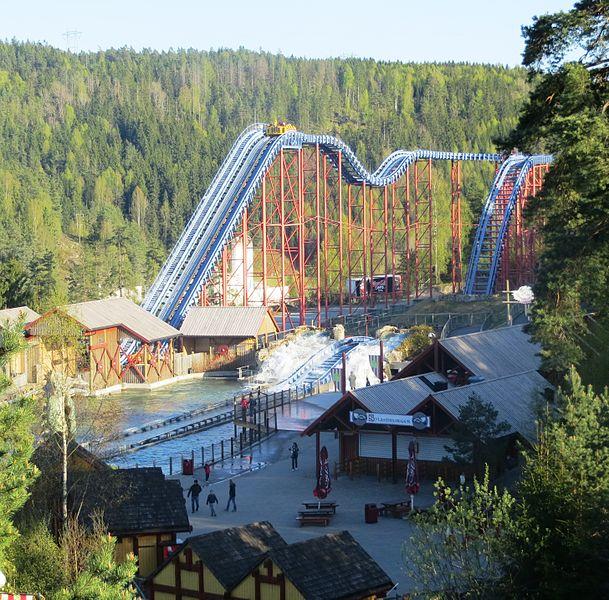 Парк развлечений Тусенфрид - достопримечательности Осло