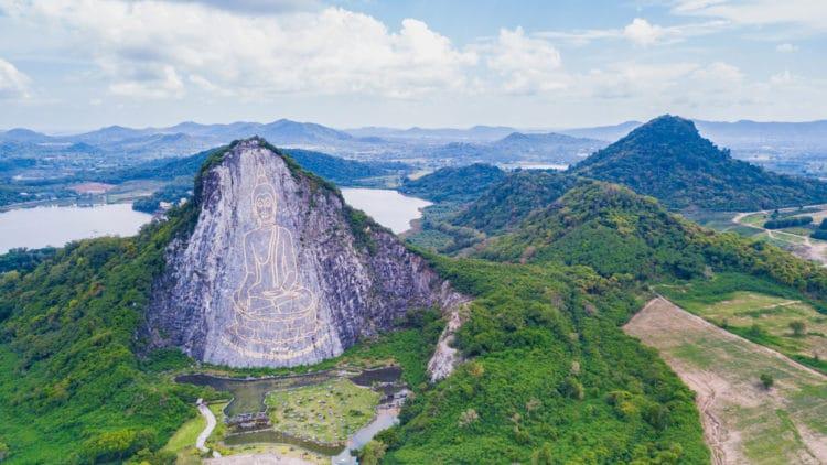 Гора Золотого Будды - достопримечательности Паттайи