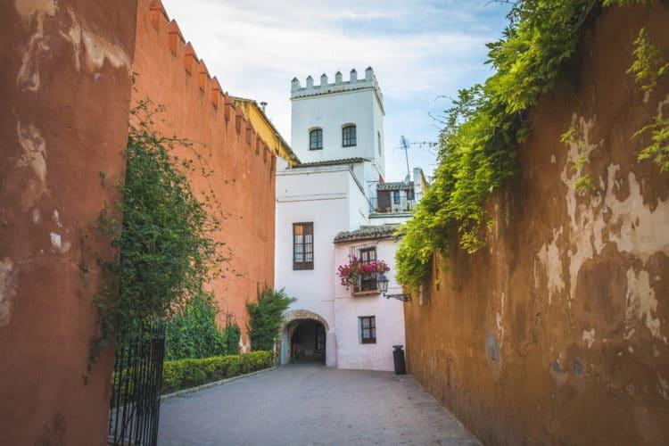 Квартал Санта Крус - достопримечательности Севильи