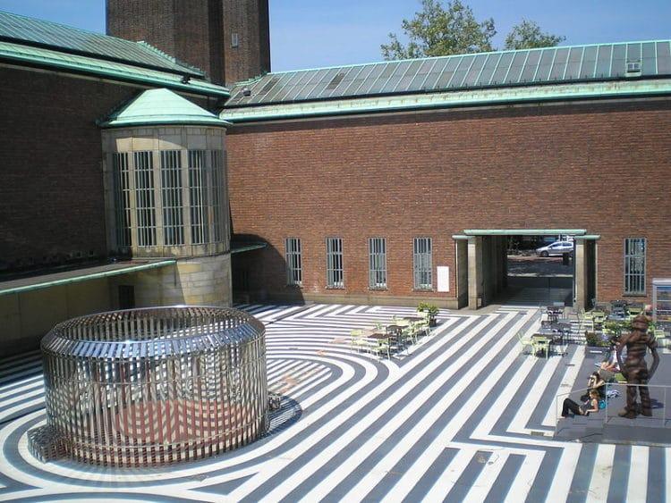 Музей Бойманса — ван Бёнингена - достопримечательности Роттердама