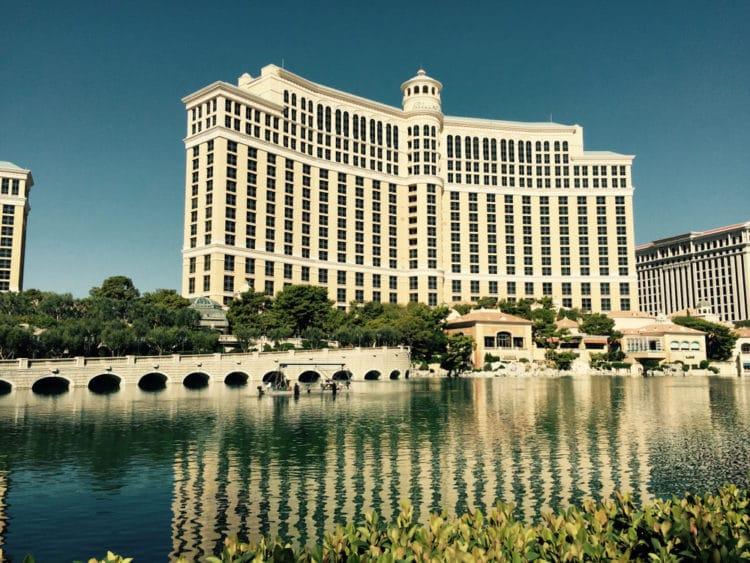 Отель-казино «Белладжио» - достопримечательности Лас-Вегаса