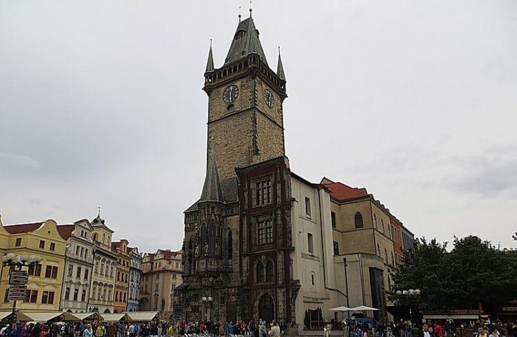 Староместская ратуша - достопримечательности Праги