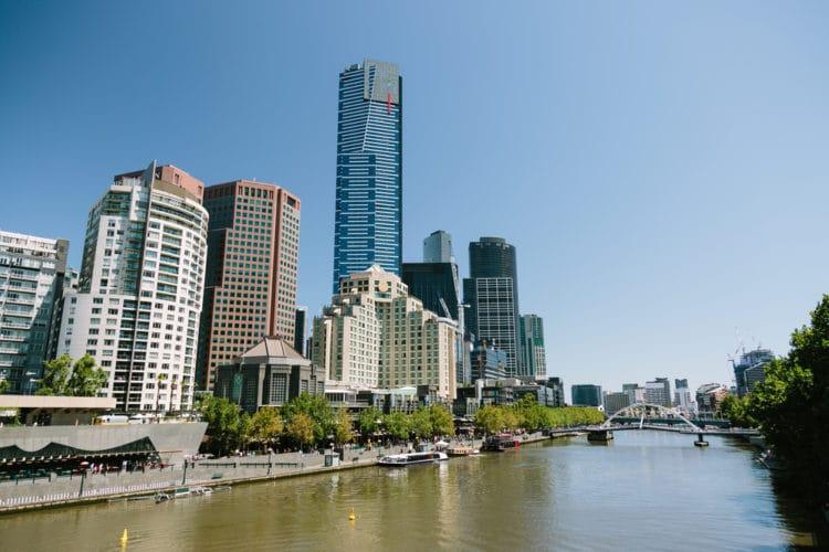 Башня Эврика - достопримечательности Мельбурна