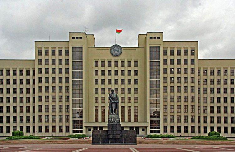Дом правительства Республики Беларусь - достопримечательности Минска