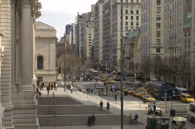 Улица Пятая Авеню - достопримечательности Нью-Йорка