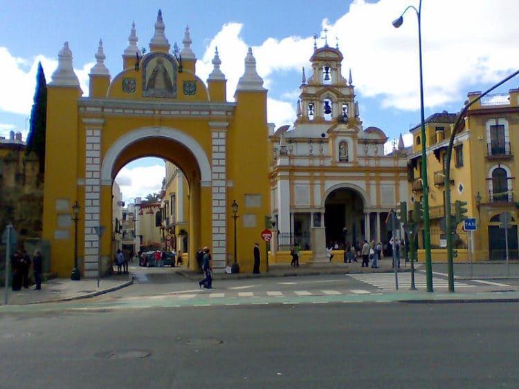 Базилика де ла Макарена - достопримечательности Севильи