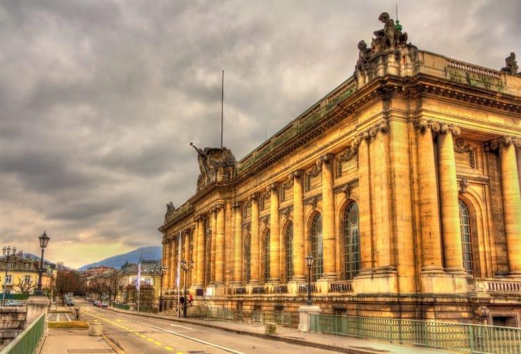 Женевский музей искусства и истории - достопримечательности Женевы