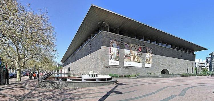 Национальная галерея Виктории - достопримечательности Мельбурна