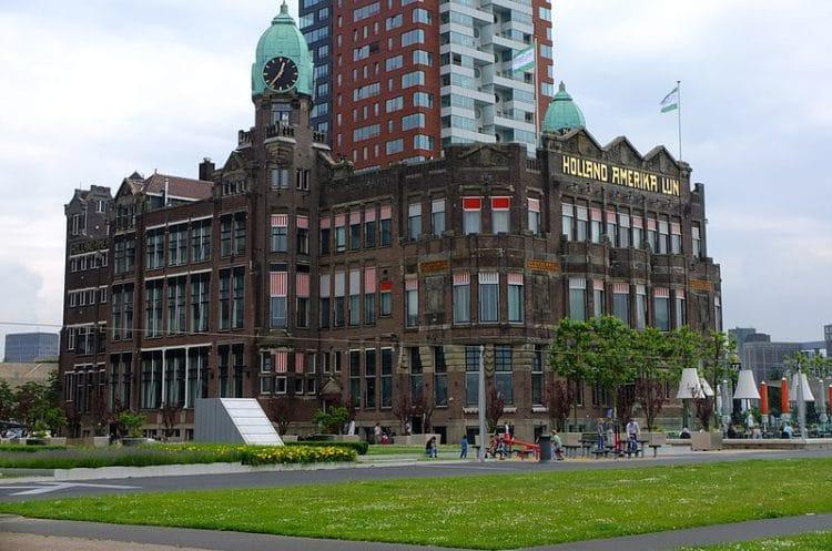 Отель Нью Йорк в Роттердаме - достопримечательности Роттердама
